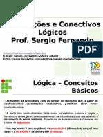 Proposicoes e Conectivos Logicos