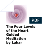 The Four Levels of the Heart Guided Meditation