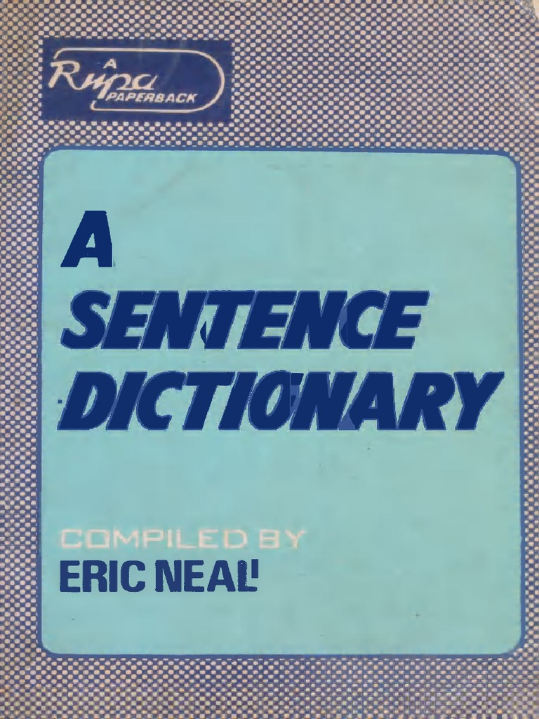 A Sentence Dictionary Spelling Century Ac Motor Wiring Diagram 115 230 Volts