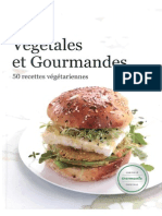 Végétales et Gourmandes - 50 Recettes Végétariennes