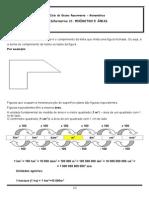 Ficha Informativa - PERÍMETRO E ÁREAS