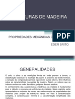 Estruturas de Madeira - Aulas 4 e 5