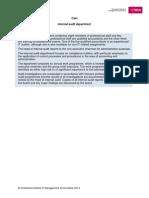Strategic Case-study Preseen