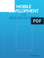 PREVIEW Mobile Devleopment for Web Developers