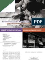 LA TERMINAL SE VISTIO DE DERECHOS - LINE BAREIRO - ANO 2013 - PORTALGUARANI
