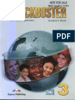 Blockbuster 3 Student book