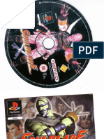 Soulblade psone cd cover