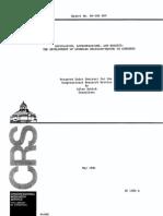 Allen Schick Legislation, Approrpiations, and Budgets 1984