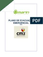 Plano de Evacuação Emergencial MODELO