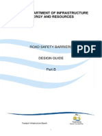 Dier Road Safety Barrier Design Guide Part b Oct 07