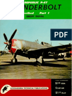 Kookaburra Tech. Public. S01 08 - Republic P-47 Thunderbolt Described Part 1