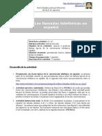 Actividad ¿Digame Las Llamadas Telefonicas en Espanol