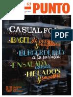 Revista Al Punto Junio-Agosto 2015