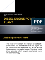 Diesel Engine Report