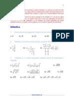 Tarea+Calculo+Diferencial+(Aritmética+y+algebra)