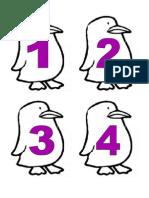 Pinguins numeros