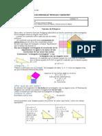 110800658 Guia de Aprendizaje Teorema de Pitagoras