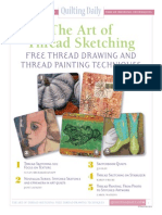 The Art of Thread Sketching