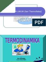 Thermodinamika Kimia a Dan B