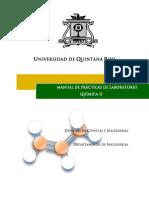 Manual Prácticas Quimica II