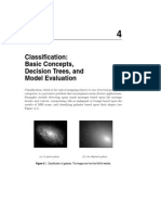 Chapter 4. Classification Basic Concepts, Decision Trees, And Model Evaluation