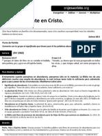 HCV - Vida Abundante en Cristo - 18Oct2015