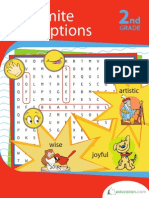Dynamite Descriptions Workbook