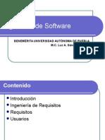 Ingenieria Del Software [Análisis de Requisitos]
