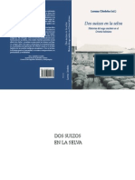 DOS SUIZOS EN LA SELVA. HISTORIAS DEL AUGE CAUCHERO EN EL ORIENTE BOLIVIANO