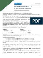 Histologie - Embryologie-CBF UE2 HISTO EMBRYO P5 Correc
