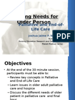 Nursing Needs for Older Person_Palliative and EOL