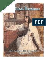 Sor Juana Ines de La Cruz.