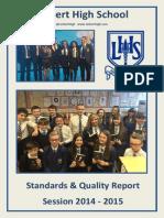 S+Q Report 2014 15