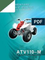 110cc & 125cc Service Manual
