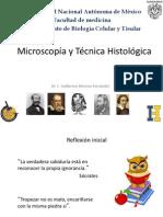 Microscopía y Técnica Histológica (1)