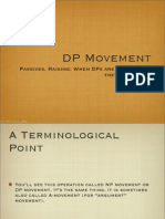 2C PPT DP Movement