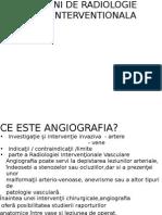 angiografie