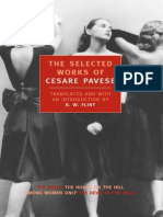 Selected Work Cesare Pavese Introduction