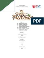 Plan de Negocio(MARKETING)