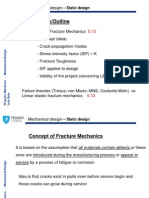 Cracks in Metal Components