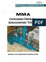 M-277 Controlador Hidraulico CHA-6