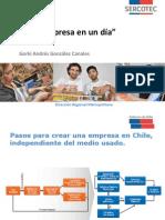 Portal Empresa en Un Dia