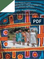Talleres Mujeres Indigenas