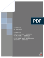 Egypt Country Analysis MBA 14A RUPESH