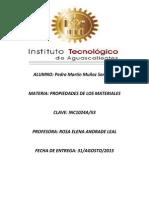 Clasificacion de Aceros Por El Sistema AISI