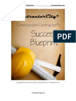 Contractors Success Blueprint