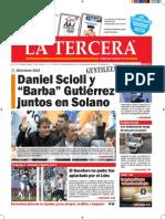 Diario La Tercera 21.10.2015