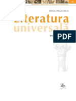 Literatura Universala clasa X