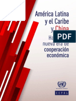 Cepal China ALC Cooperacion