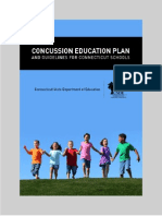 Concussion Plan and Guidelines for Connecticut Schools